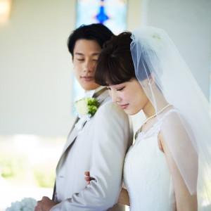 アクアチャペルの感動体験はぜひフェアで。一足早く花嫁気分を味わって。|ダイワロイネットホテル和歌山の写真(2411181)
