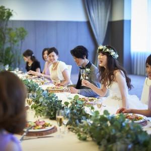 会場はお人数に合わせて選べるので、少人数パーティーやご会食にもぴったりです。|ダイワロイネットホテル和歌山の写真(2946833)