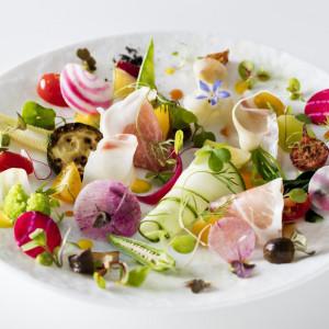 「カラフル野菜の菜園」はインスタ映え必至!|ダイワロイネットホテル和歌山の写真(1193679)