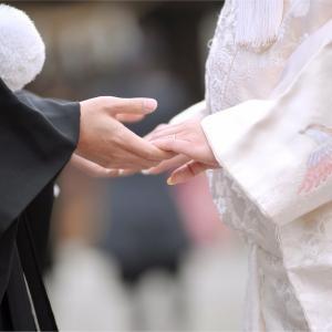 【伝統受継ぐ本物志向】館内神殿で叶える和婚相談会
