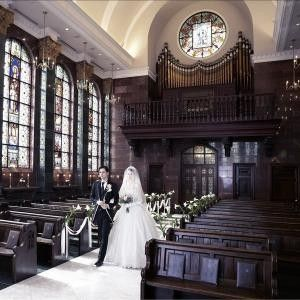 【17mのバージンロード】大聖堂体験×ドレス見学×花嫁体験フェア