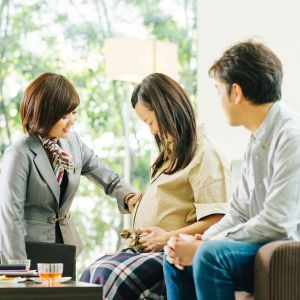 マタニティ&お急ぎ婚のお客様へ。家族が増えること、ふたつの家族がひとつになること。嬉しい反面不安もたくさんだと思いますがスタッフ一同精一杯サポート致します!|アルカンシエルベリテ大阪 : アルカンシエルグループの写真(4442876)