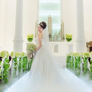 【プレ花嫁に人気!】一足先にドレス試着が出来るブライダルフェア