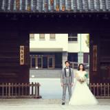 徳川家の武家屋敷の面影を伝える貴重な歴史的建造物である「黒門」