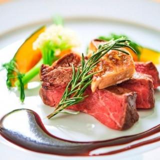 【水曜日だけ】国産牛フィレ肉のロッシーニ試食フェア