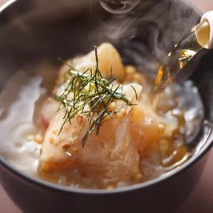 【月1★10大特典】挙式体験×名物「鯛茶」2万円試食&食事券