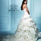 スポーサインフィオーレ ウェディングドレス