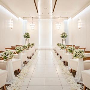 小さな結婚式 東京お台場店