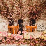 桜をコンセプトにした圧倒的な春のコーディネート