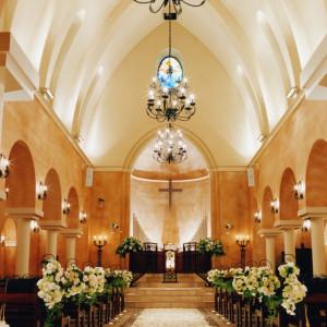 グランダムール教会|ヴィラ・デ・マリアージュさいたまの写真(1048848)