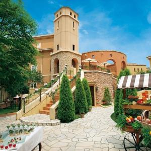 南フランスの街並みで憧れの邸宅ウエディングを ヴィラ・デ・マリアージュさいたまの写真(1247368)
