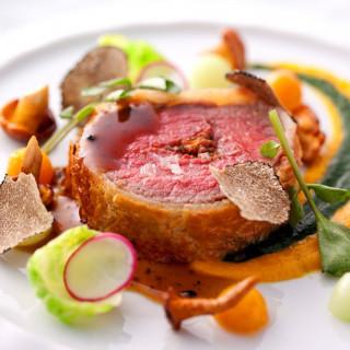 【火曜限定】お料理重視の方へ♪A5和牛試食&貸切邸宅満喫!
