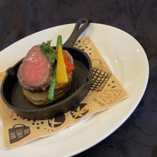 料理長特製のワンプレートorハーフコース試食【ご来館フェアお申込の方】