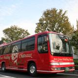 大宮駅からの無料シャトルバスをご用意! 10分間でつなぎます。