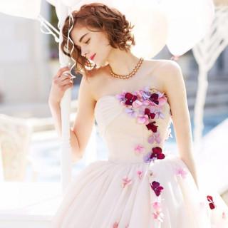 【愛され花嫁なりきり体験】2組限定◆ドレス試着体験フェア