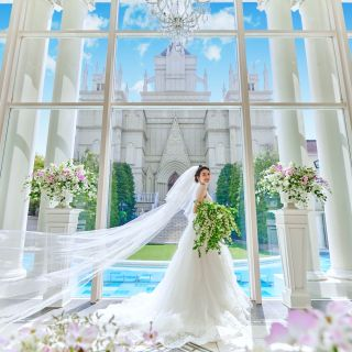 グランドオープン&Wedding Park限定!ドレス優待券10万円分もれなくプレゼント