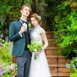 運命の1着を着て素敵な結婚式を