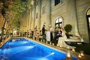 大人のナイトウエディング アクアテラス迎賓館(新横浜)の写真(4341154)