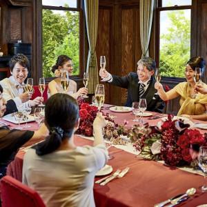 西洋の高貴な邸宅の雰囲気を醸し出す、6名~40名様のパーティ会場 神戸迎賓館 旧西尾邸の写真(1338264)