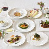 15,000円のお料理のコースです。 季節に応じて内容は変わります。