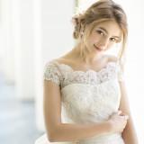 トレンドのレースデザインを使ったウエディングドレス♪豊富な提携先で憧れのウエディングドレスを選ぶことが出来る!