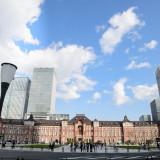 東京駅も至近。タクシーでも1メーター圏内。