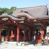古都鎌倉を代表する鶴岡八幡宮。厳かなる佇まいの中で日本古来の「結婚式」を行える!!
