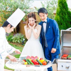 【料理実演付】海外挙式×トレンド良いトコ取りフェア