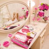 花嫁専用のブライズルームで特別な一日を過ごせる!