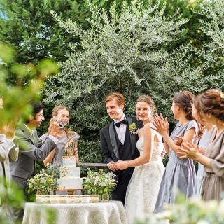 <最大107万円OFF!>9月~11月の人気シーズンの結婚式♪
