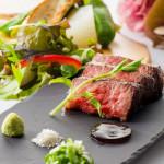 料理ランクUP◆3.5万相当!和牛フィレ&オマール海老試食◆QUO1万