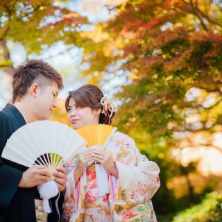 【直近のご成約で】和装ロケーションフォト18万円分をプレゼント!