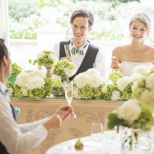 全天候空間で笑顔のフラワーシャワーが実現!ゲスト全員に喜ばれる結婚式を!|アニヴェルセル 大阪の写真(641501)