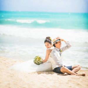 【式場で気軽にリゾート婚相談♪】ハワイ&沖縄挙式×国内パーティー相談会