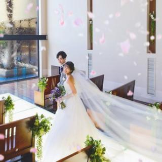 【来館特典】フランスの星付レストランで10年経験したシェフの婚礼料理(2万円相当)を無料でご用意!