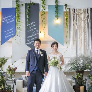 【自由&オシャレ】貸切邸宅で叶う「ふたりらしい」結婚式相談会