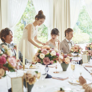 【家族婚・親族婚をご検討の方】感謝を伝えるホームパーティー相談会