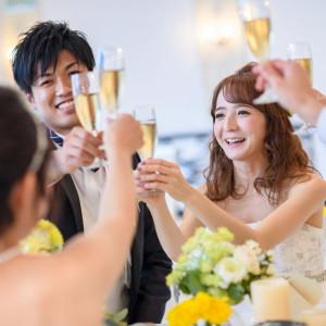 【2名~40名での結婚式】少人数をお得に叶えるフェア