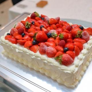 「ウエディングパークを見た!」でウエディングケーキ料プレゼント★