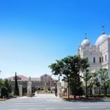上質感に満ち溢れるこの町はヨーロピアンウエディングの聖地アモーレヴォレサンマルコ。水の都ヴェネツィアをモチーフとされた気品あふれる内装は一見の価値あり。