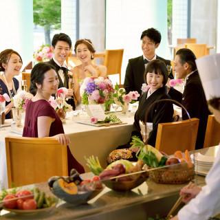 【6名から】1日1組貸切◎本格和食でもてなす少人数婚フェア