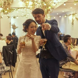 \ベストレート保証/公式HPからの予約でどのサイトのプランよりも最安値の結婚式をご案内!