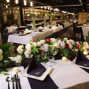 1日1組限定でパーティを貸切してオリジナリティ溢れる空間にすることができる|e oriental banquet(イーオリエンタルバンケット)の写真(307152)