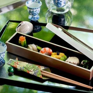 庭園の自然を感じつつ、季節薫る懐石料理をゆったり味わう1日がゲストに好評