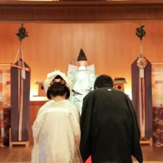 【由緒正しい神前式】古式ゆかしき料亭挙式◆館内神殿見学フェア