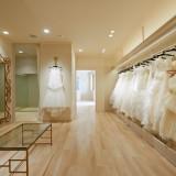 ドレスサロン「Blancdolce」は個室スペースでゆっくりと大切な方々とドレスをお選びいただけます!