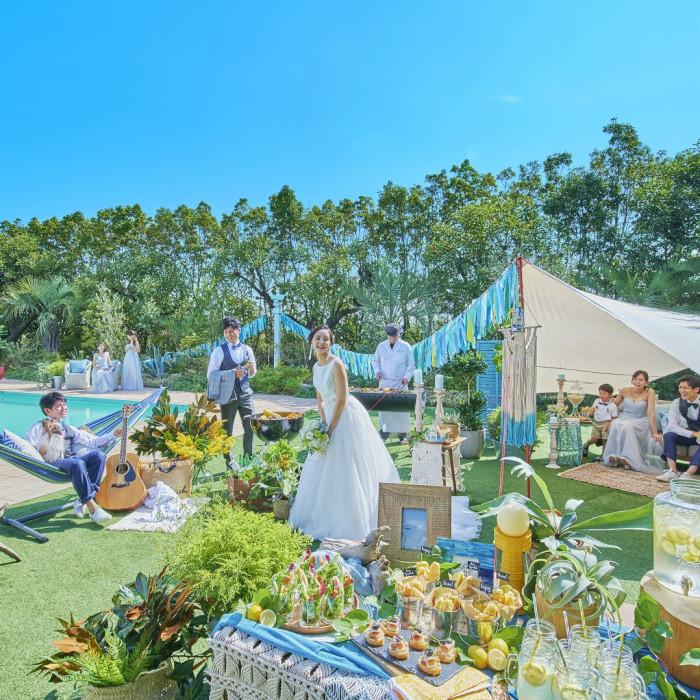 アンジェローブ(Wedding Island Angerobe)