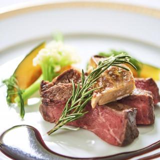【贅沢試食】最高級牛フィレ肉×フォアグラあつあつ試食フェア