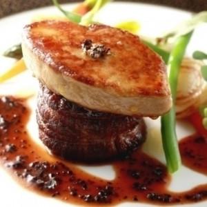 【料理重視の方へ】人気No1 厳選牛フィレ肉&オマール試食