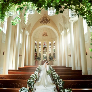 ◆初めての方オススメ◆結婚式の魅力凝縮!すべて体験&相談会